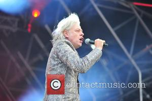 Sir Bob Geldof , The Boomtown Rats - CarFest North 2015 at Oulton Park - Day 1 - Performances -...