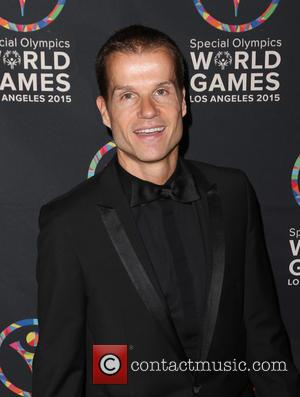 Louis Van Amstel - Special Olympics World Games: Los Angeles 2015 - Celebrity Dance Challenge at Wallis Annenberg Center for...