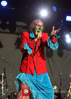 Arthur Brown - Camp Bestival 2015 at Lulworth Castle - Day 2 - Performances at Lulworth Castle, Camp Bestival, Bestival...