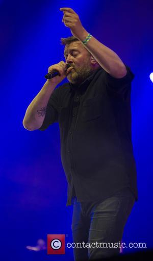 Elbow - Kendal Calling festival 2015 - Day 3 - Performances - Elbow at Kendal Calling - Penrith, United Kingdom...