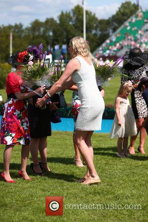 Jodie Kidd - Davina McCall and Jodie Kidd compete for the Best Dressed Lady at The Longines Royal International Horse...