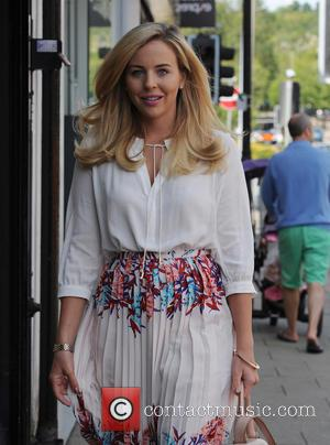 Lydia Bright - Lydia Bright heads to work at her boutique in Essex - London, United Kingdom - Saturday 1st...
