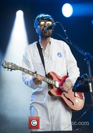 Super Furry Animals , Gruf Rhys - Kendal Calling festival 2015 - Day 3 - Performances - Super Furry Animals...