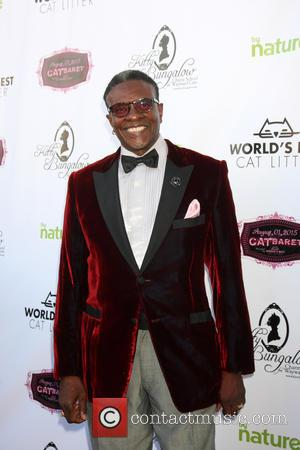 Keith David - 'A CATbaret!' A Celebrity Musical Celebration of the Alluring Feline at Avalon - Los Angeles, California, United...