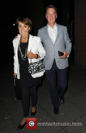 Louis Van Gaal , Truus Van Gaal - Manchester United Manager Louis Van Gaal and his wife Truus Van Gaal...