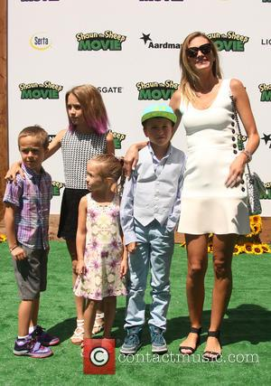 Rhea Durham - Shaun The Sheep Movie 2015 at Regency Village Theatre - Westwood, California, United States - Saturday 1st...