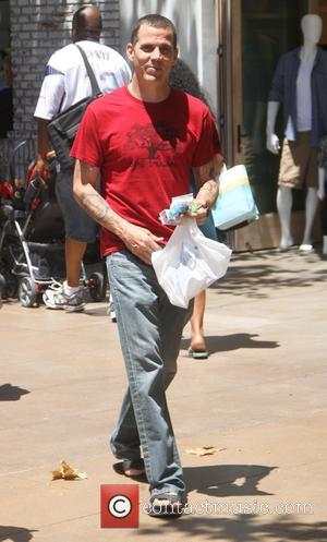 Steve-O - Steve-O shops at The Grove - Los Angeles, California, United States - Saturday 1st August 2015