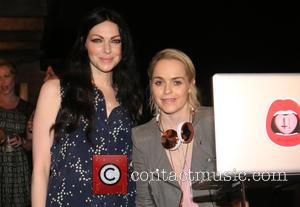 Laura Prepron and Taryn Manning