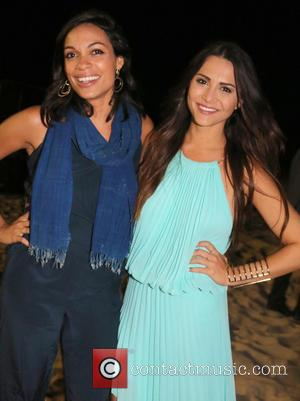 Rosario Dawson , Andi Dorfman - Women's Health's 4th Annual Party Under The Stars For RUN10 FEED10 - Bridgehampton, New...