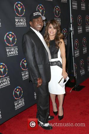 Ben Vereen and Paula Abdul
