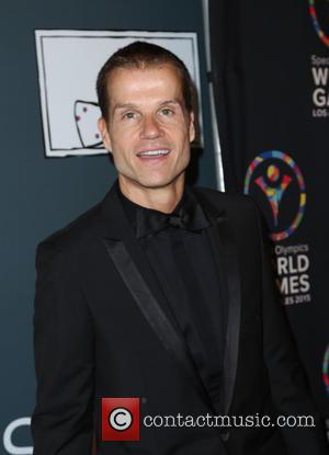 Louis Van Amstel - Special Olympics World Games: Los Angeles 2015 - Celebrity Dance Challenge at the Wallis Annenberg Center...