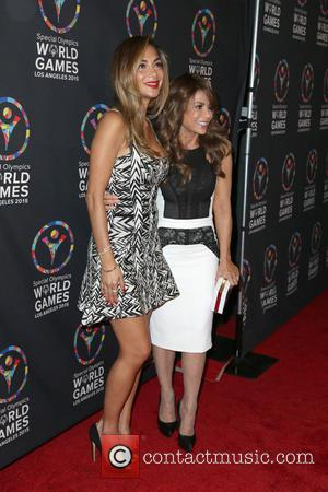 Nicole Scherzinger and Paula Abdul