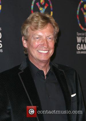 Nigel Lythgoe - Special Olympics World Games: Los Angeles 2015 - Celebrity Dance Challenge at the Wallis Annenberg Center for...