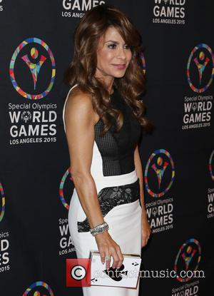 Paula Abdul - Special Olympics World Games: Los Angeles 2015 - Celebrity Dance Challenge at the Wallis Annenberg Center for...