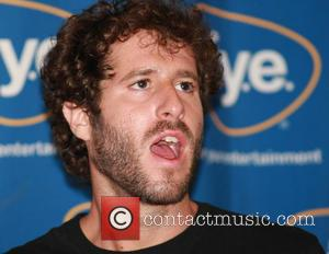 Lil Dicky - Rapper Lil Dicky signs copies of his new album 'Professional Rapper' at the f.y.e. store in Philadelphia...