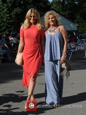 Lydia Bright, Danielle Armstrong, Guest and Ferne Mccann