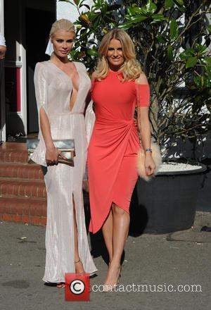 Chloe Sims and Danielle Armstrong