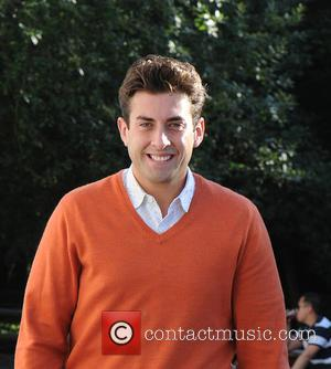 Lydia Bright, James Argent and Ferne Mccann