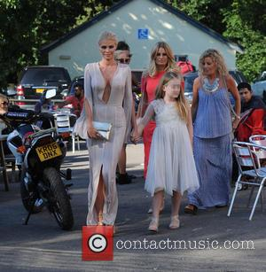 Chloe Sims , Madison Sims - 'The Boob Summer Ball' in aid of Coppafeel Breast Cancer Charity at The Kings...