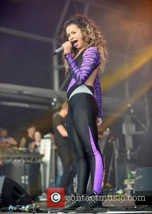 Ella Eyre - Camp Bestival 2015 - Day 3 - Performances at Dorset, Camp Bestival, Bestival - Dorset, United Kingdom...