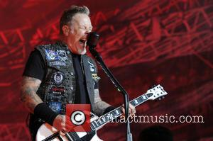 James Hetfield and Metallica