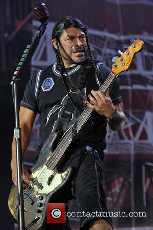 Robert Trujillo and Metallica