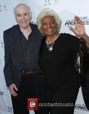 Walter Koenig , Nichelle Nichols - Star Trek: Renegades' premiere at the Crest Westwood - Arrivals - Los Angeles, California,...