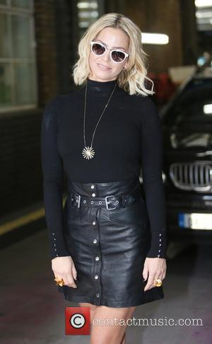 Sarah Harding - Sarah Harding outside ITV Studios - London, United Kingdom - Monday 3rd August 2015