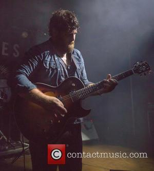 Billy McCarthy - Augustines perform live in concert at Scala at The Scala - London, United Kingdom - Monday 3rd...
