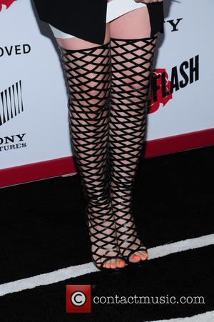 Carmen Carrera - New York premiere of 'Ricki And The Flash' at AMC Lincoln Square Theater - Arrivals - New...