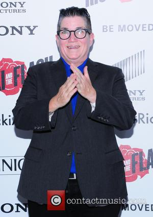 Lea DeLaria - New York premiere of 'Ricki And The Flash' at AMC Lincoln Square Theater - Arrivals - New...