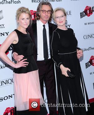Mamie Gummer, Rick Springfield and Meryl Streep