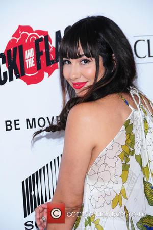Jackie Cruz - New York premiere of 'Ricki And The Flash' at AMC Lincoln Square Theater - Arrivals - New...
