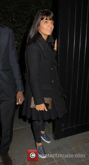 Claudia Winkleman - Celebrities at the Chiltern Firehouse - London, United Kingdom - Tuesday 4th August 2015