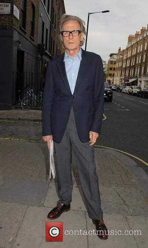 Bill Nighy - Celebrities at the Chiltern Firehouse - London, United Kingdom - Tuesday 4th August 2015