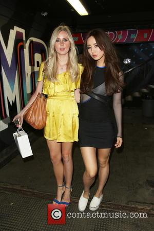 Diana Vickers - Book launch party for 'Gizzi's Healthy Appetite: Food To Nourish The Body And Feed The Soul' by...