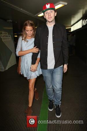 Stephen Paul Manderson, Millie Mackintosh and Professor Green