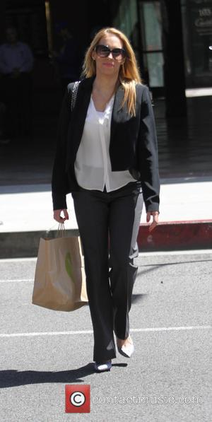 Jenn Berman - Jenn Berman goes shopping in Beverly Hills - Los Angeles, California, United States - Tuesday 4th August...