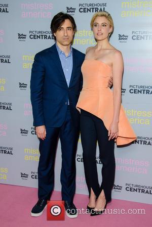 Noah Baumbach and Greta Gerwig