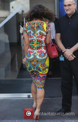 Myleene Klass - Myleene Klass at the Smooth Radio studios - London, United Kingdom - Tuesday 4th August 2015