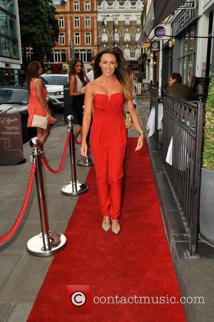 Michelle Heaton - Parrot Bay x OK! Summer Party as frozen cocktail brand and celebrity magazine host summer party -...