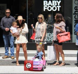 Tamara Ecclestone, Petra Ecclestone, Lavinia Stunt , Sophia Ecclestone-Rutland - Tamara Ecclestone and Petra Ecclestone take daughters Sophia and Lavinia...