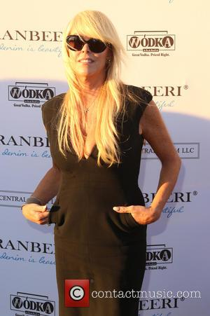 Dina Lohan - Ranbeeri Denim launch party held at Jimmy at The James Hotel - New York City, United States...