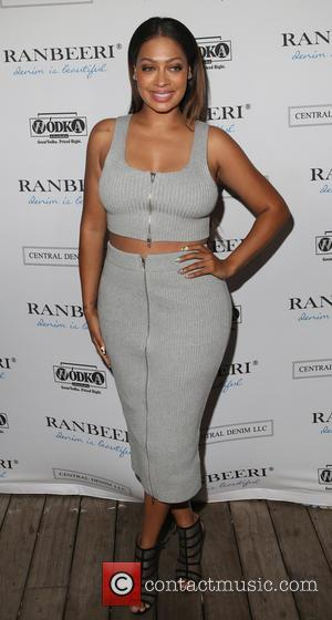 La La Anthony - Ranbeeri Denim launch party held at Jimmy at The James Hotel - New York City, United...