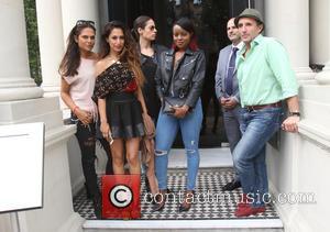 Preeya Kalidas, Keisha Buchanon and Guest