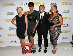 Leah Ashley, Tyra Banks, Joe Zee and Lauren Makk