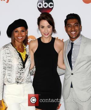 Salli Richardson-whitfield, Allison Scagliotti and Ritesh Rajan