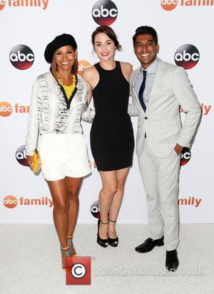Salli Richardson-Whitfield, Allison Scagliotti , Ritesh Rajan - Disney ABC Television Group's 2015 TCA Summer Press Tour held at the...