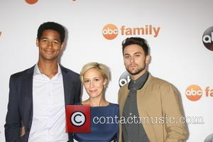 Alfred Enoch, Liza Weil and Jack Falahee