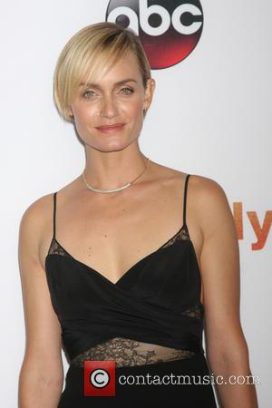 Amber Valletta - ABC TCA Summer 2015 Party Arrivals at Beverly Hilton Hotel - Beverly Hills, California, United States -...